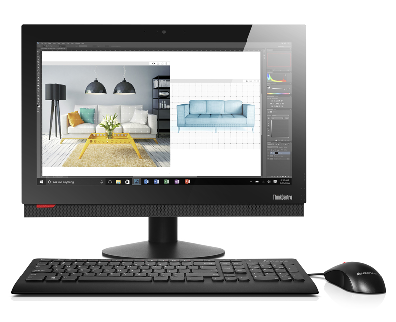 ThinkCentre M810z AIO